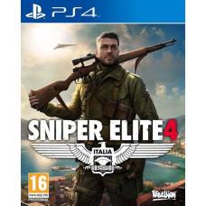 Sniper Elite 4 [PS4, русская версия]