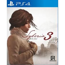 Сибирь 3 [PS4, русская версия]