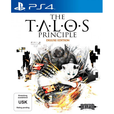 The Talos Principle. Deluxe Edition [PS4, русские субтитры]
