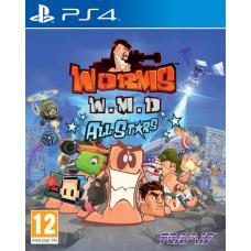 Worms W.M.D All-Stars [PS4, русская версия]