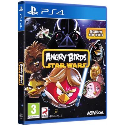 Angry Birds Star Wars [PS4, русская версия]