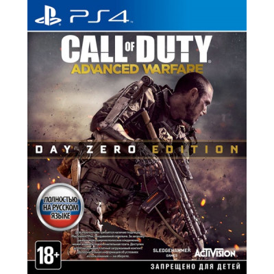Call of Duty: Advanced Warfare. Day Zero Edition [PS4, русская версия]
