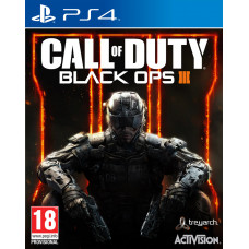 Call of Duty: Black Ops III [PS4, русская версия]