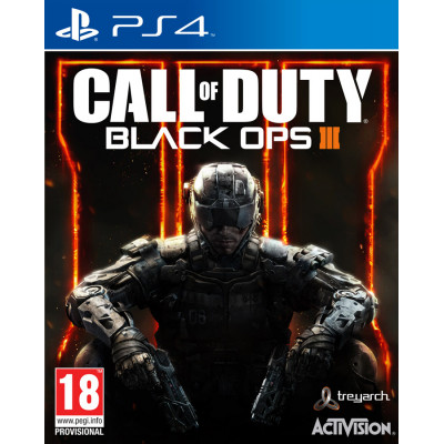 Игра для PlayStation 4 Call of Duty: Black Ops III (русская версия)