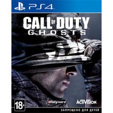 Call of Duty: Ghosts [PS4, русская документация]