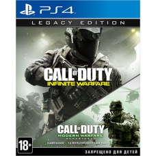 Call of Duty: Infinite Warfare. Legacy Edition [PS4, русская версия]