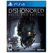 Dishonored. Definitive Edition [PS4, русские субтитры]