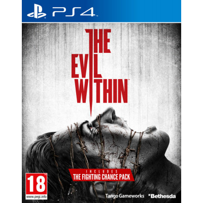The Evil Within [PS4, русские субтитры]