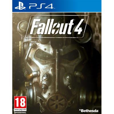 Fallout 4 [PS4, русские субтитры]