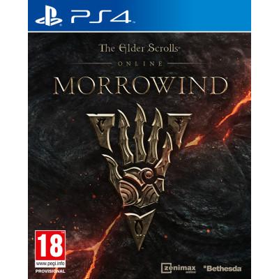 Игра для PlayStation 4 The Elder Scrolls Online: Morrowind (английская версия)
