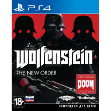 Wolfenstein: The New Order [PS4, русские субтитры]