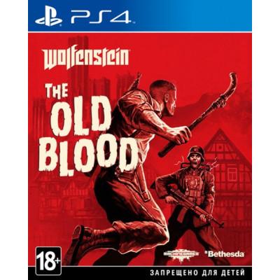 Wolfenstein: The Old Blood [PS4, русские субтитры]
