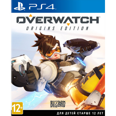 Overwatch. Origins Edition [PS4, русская версия]