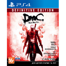 DmC Devil May Cry Definitive Edition [PS4, русские субтитры]