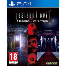 Resident Evil Origins Collection [PS4, русская документация]