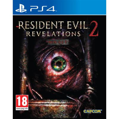 Resident Evil: Revelations 2 [PS4, русские субтитры]