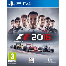 Formula 1 2016. Ограниченное издание [PS4, Русские субтитры]