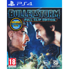 Bulletstorm. Full Clip edition [PS4, русские субтитры]