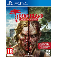 Dead Island: Definitive Collection [PS4, русские субтитры]