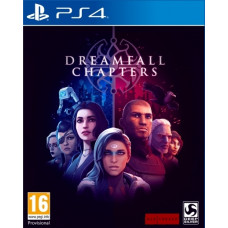 Dreamfall Chapters [PS4, английская версия]
