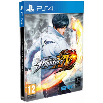 The King of Fighters XIV [PS4, английские субтитры]
