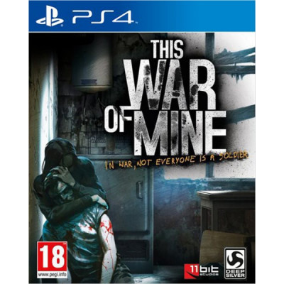 This War of Mine: The Little Ones [PS4, русские субтитры]