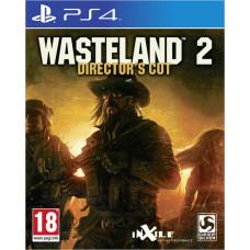 Wasteland 2: Director's Cut [PS4, русские субтитры]