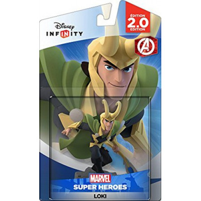 "Disney: Infinity 2.0 (Marvel) - Персонаж ""Локи"" [PS3, PS4, Xbox 360, Xbox One]"