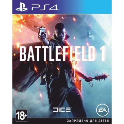 Battlefield 1 [PS4, русская версия]