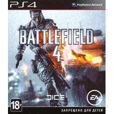 Battlefield 4. Premium Edition [PS4, русская версия]