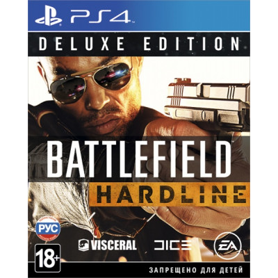 Battlefield Hardline. Deluxe Edition [PS4, русская версия]