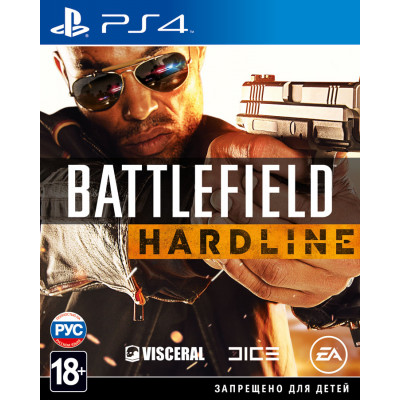 Battlefield Hardline [PS4, русская версия]