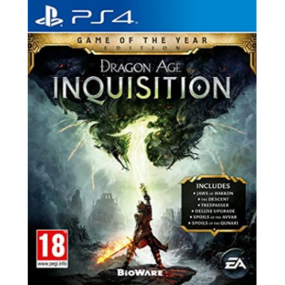 Dragon Age: Инквизиция. Game of the Year Edition [PS4, русские субтитры]