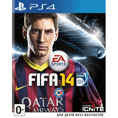 FIFA 14 [PS4, русская документация]