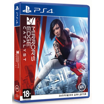 Mirror's Edge: Catalyst [PS4, русская версия]