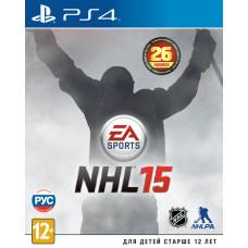 NHL 15 [PS4, русские субтитры]