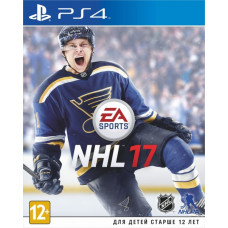 NHL 17 [PS4, русские субтитры]