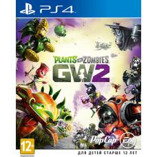 Plants vs Zombies Garden Warfare 2 [PS4, английская версия]