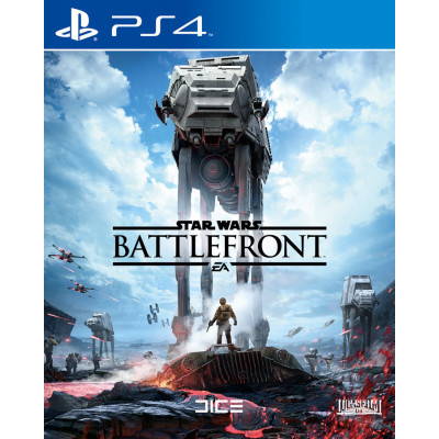 Star Wars: Battlefront [PS4, русская версия]