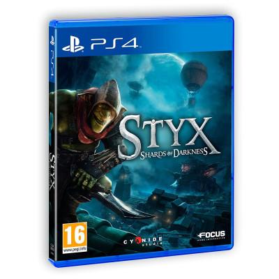 Игра для PlayStation 4 Styx: Shards of Darkness (английская версия)