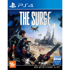 The Surge [PS4, русские субтитры]