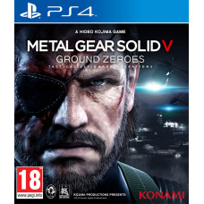 Metal Gear Solid V: Ground Zeroes [PS4, русские субтитры]