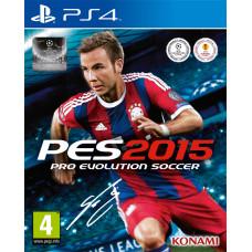 Pro Evolution Soccer 2015 [PS4, русские субтитры]
