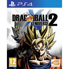 Dragon Ball Xenoverse 2 [PS4, английская версия]