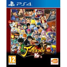 J-Stars Victory VS+ [PS4, английская версия]