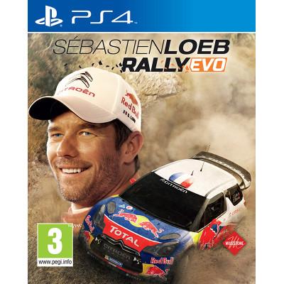 Sébastien Loeb Rally EVO [PS4, английская версия]