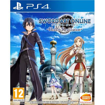 Sword Art Online: Hollow Realization [PS4, английские субтитры]