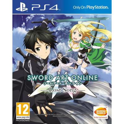 Sword Art Online: Lost Song [PS4, английская версия]