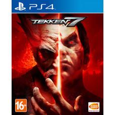 Tekken 7 [PS4, русские субтитры]