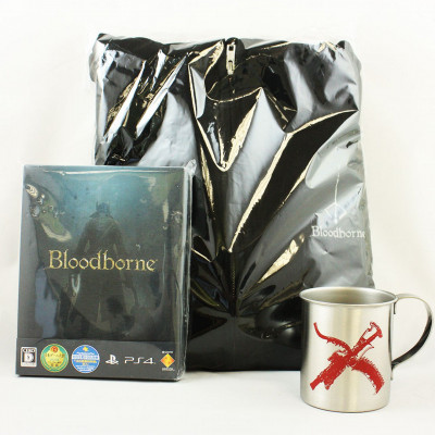 Bloodborne. First-Press Limited Edition Famitsu DX Pack [PS4, японская версия]